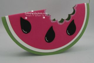 Watermeloncard