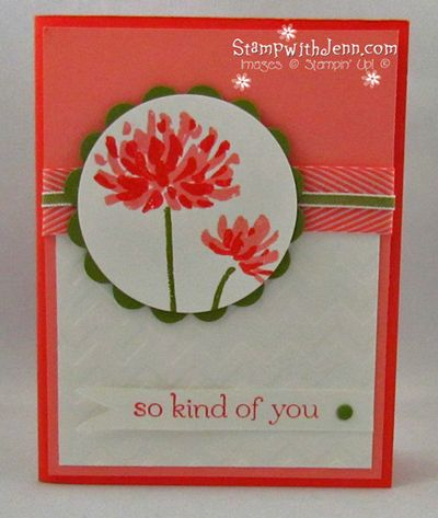 Too Kind stamp set