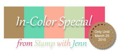 In color special header