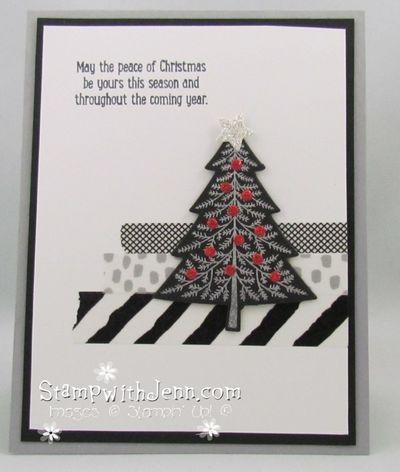 Peacefulpines card