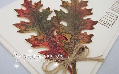 Vintage leaves2